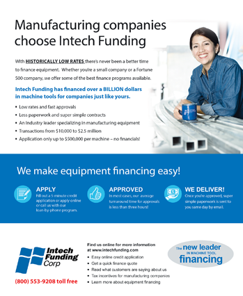 Why Intech Funding